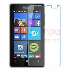 Microsoft Lumia 532 מגן מסך נאנו זכוכית 9H יחידה אחת סקרין מוביל