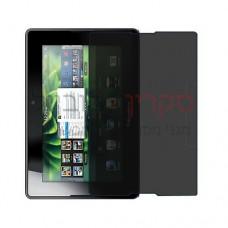 BlackBerry 4G LTE Playbook מגן מסך הידרוג'ל פרטיות (סיליקון) יחידה אחת סקרין מובייל