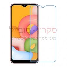 Samsung Galaxy A01 מגן מסך נאנו זכוכית 9H יחידה אחת סקרין מוביל