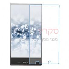 Sharp Aquos Crystal 2 מגן מסך נאנו זכוכית 9H יחידה אחת סקרין מוביל