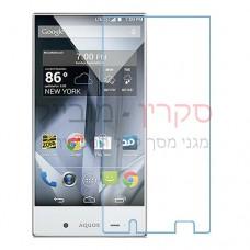 Sharp Aquos Crystal מגן מסך נאנו זכוכית 9H יחידה אחת סקרין מוביל