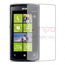 Acer Allegro מגן מסך הידרוג'ל שקוף (סיליקון) יחידה אחת סקרין מובייל