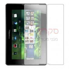 BlackBerry 4G LTE Playbook מגן מסך הידרוג'ל שקוף (סיליקון) יחידה אחת סקרין מובייל