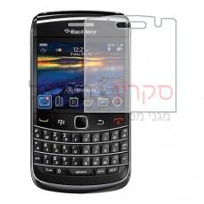 BlackBerry Bold 9780 מגן מסך הידרוג'ל שקוף (סיליקון) יחידה אחת סקרין מובייל