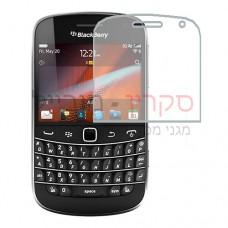 BlackBerry Bold Touch 9930 מגן מסך הידרוג'ל שקוף (סיליקון) יחידה אחת סקרין מובייל