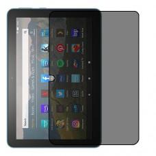 Amazon Fire HD 8 Plus (2020) מגן מסך הידרוג'ל פרטיות (סיליקון) יחידה אחת סקרין מובייל