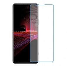 Sony Xperia 1 III מגן מסך נאנו זכוכית 9H יחידיה אחת סקרין מובייל