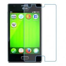 LG Fireweb מגן מסך נאנו זכוכית 9H יחידה אחת סקרין מוביל