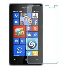 Microsoft Lumia 435 מגן מסך נאנו זכוכית 9H יחידה אחת סקרין מוביל