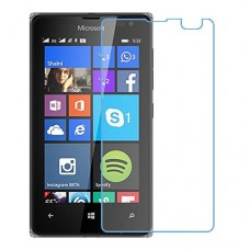 Microsoft Lumia 532 Dual SIM מגן מסך נאנו זכוכית 9H יחידה אחת סקרין מוביל