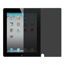 Apple iPad 2 מגן מסך הידרוג'ל פרטיות (סיליקון) יחידה אחת סקרין מובייל