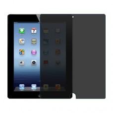 Apple iPad 4 מגן מסך הידרוג'ל פרטיות (סיליקון) יחידה אחת סקרין מובייל
