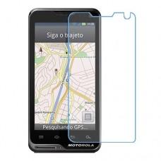 Motorola ATRIX TV XT682 מגן מסך נאנו זכוכית 9H יחידה אחת סקרין מוביל