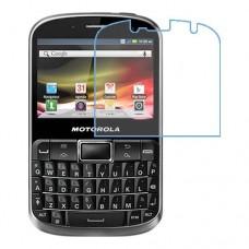 Motorola Defy Pro XT560 מגן מסך נאנו זכוכית 9H יחידה אחת סקרין מוביל