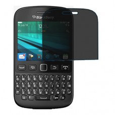 BlackBerry 9720 מגן מסך הידרוג'ל פרטיות (סיליקון) יחידה אחת סקרין מובייל