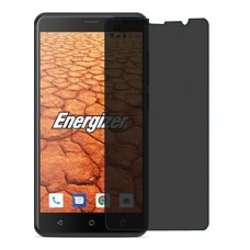 Energizer Energy E500 מגן מסך הידרוג'ל פרטיות (סיליקון) יחידה אחת סקרין מובייל