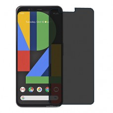 Google Pixel 4 מגן מסך הידרוג'ל פרטיות (סיליקון) יחידה אחת סקרין מובייל