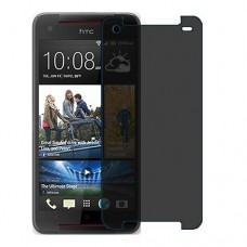 HTC Butterfly S מגן מסך הידרוג'ל פרטיות (סיליקון) יחידה אחת סקרין מובייל