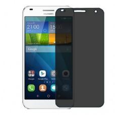 Huawei Ascend G7 מגן מסך הידרוג'ל פרטיות (סיליקון) יחידה אחת סקרין מובייל