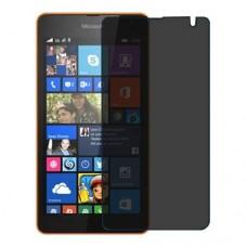 Microsoft Lumia 535 מגן מסך הידרוג'ל פרטיות (סיליקון) יחידה אחת סקרין מובייל