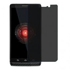 Motorola DROID Mini מגן מסך הידרוג'ל פרטיות (סיליקון) יחידה אחת סקרין מובייל