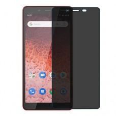 Nokia 1 Plus מגן מסך הידרוג'ל פרטיות (סיליקון) יחידה אחת סקרין מובייל