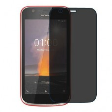Nokia 1 מגן מסך הידרוג'ל פרטיות (סיליקון) יחידה אחת סקרין מובייל