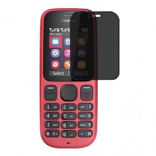 Nokia 101 מגן מסך הידרוג'ל פרטיות (סיליקון) יחידה אחת סקרין מובייל