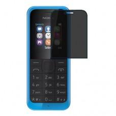 Nokia 105 (2015) מגן מסך הידרוג'ל פרטיות (סיליקון) יחידה אחת סקרין מובייל