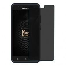 Panasonic Eluga A4 מגן מסך הידרוג'ל פרטיות (סיליקון) יחידה אחת סקרין מובייל