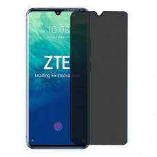 ZTE Axon 10s Pro 5G מגן מסך הידרוג'ל פרטיות (סיליקון) יחידה אחת סקרין מובייל