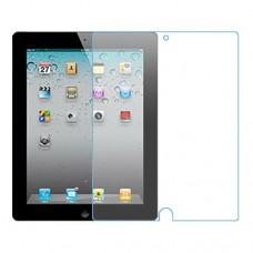 Apple iPad 2 מגן מסך נאנו זכוכית 9H יחידה אחת סקרין מוביל
