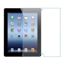 Apple iPad 3 מגן מסך נאנו זכוכית 9H יחידה אחת סקרין מוביל