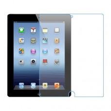 Apple iPad 4 מגן מסך נאנו זכוכית 9H יחידה אחת סקרין מוביל
