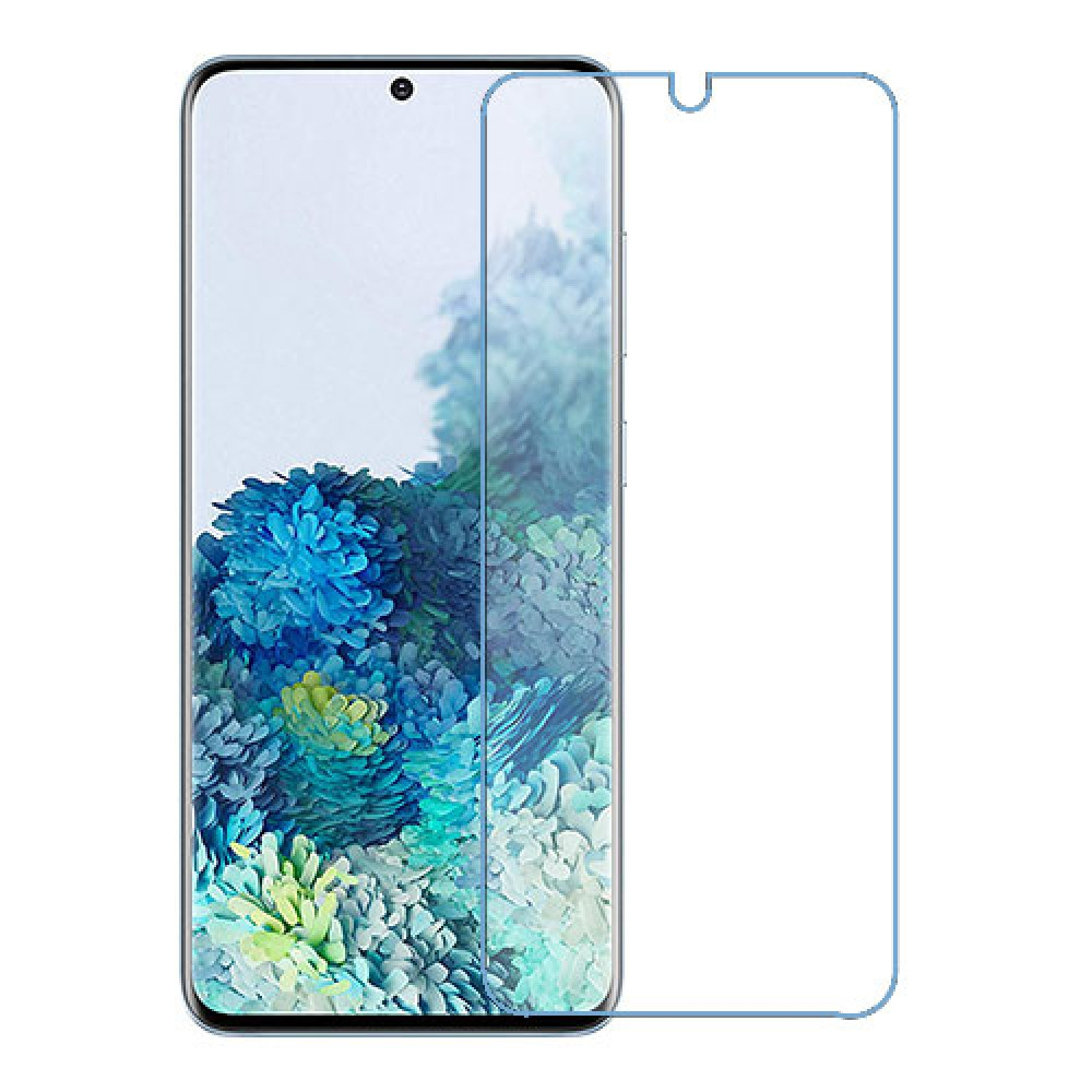 Samsung Galaxy S20 5G מגן מסך נאנו זכוכית 9H יחידה אחת סקרין מוביל