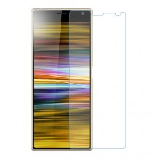 Sony Xperia 10 Plus מגן מסך נאנו זכוכית 9H יחידה אחת סקרין מוביל