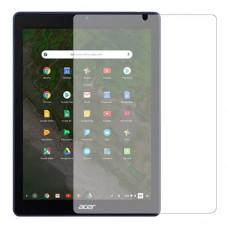 Acer Chromebook Tab 10 מגן מסך הידרוג'ל שקוף (סיליקון) יחידה אחת סקרין מובייל