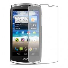 Acer CloudMobile S500 מגן מסך הידרוג'ל שקוף (סיליקון) יחידה אחת סקרין מובייל