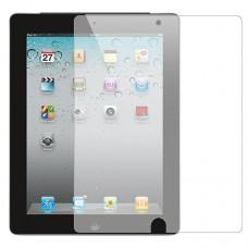 Apple iPad 2 מגן מסך הידרוג'ל שקוף (סיליקון) יחידה אחת סקרין מובייל