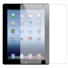 Apple iPad 4 מגן מסך הידרוג'ל שקוף (סיליקון) יחידה אחת סקרין מובייל