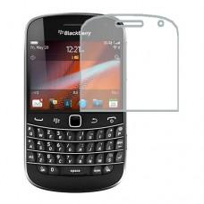 BlackBerry Bold Touch 9900 מגן מסך הידרוג'ל שקוף (סיליקון) יחידה אחת סקרין מובייל