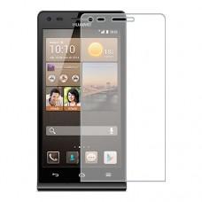 Huawei Ascend G6 4G מגן מסך הידרוג'ל שקוף (סיליקון) יחידה אחת סקרין מובייל