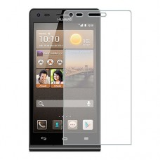 Huawei Ascend G6 מגן מסך הידרוג'ל שקוף (סיליקון) יחידה אחת סקרין מובייל