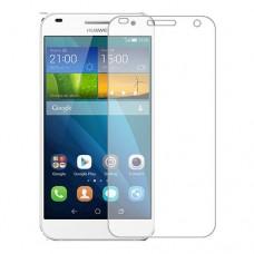 Huawei Ascend G7 מגן מסך הידרוג'ל שקוף (סיליקון) יחידה אחת סקרין מובייל