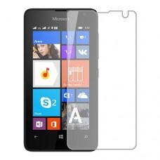 Microsoft Lumia 430 Dual SIM מגן מסך הידרוג'ל שקוף (סיליקון) יחידה אחת סקרין מובייל