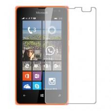 Microsoft Lumia 532 מגן מסך הידרוג'ל שקוף (סיליקון) יחידה אחת סקרין מובייל