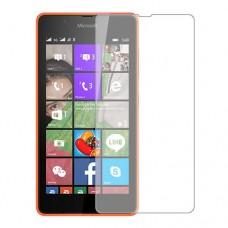 Microsoft Lumia 540 Dual SIM מגן מסך הידרוג'ל שקוף (סיליקון) יחידה אחת סקרין מובייל