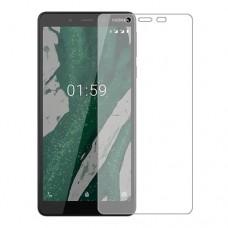 Nokia 1 Plus מגן מסך הידרוג'ל שקוף (סיליקון) יחידה אחת סקרין מובייל
