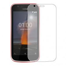 Nokia 1 מגן מסך הידרוג'ל שקוף (סיליקון) יחידה אחת סקרין מובייל