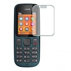 Nokia 100 מגן מסך הידרוג'ל שקוף (סיליקון) יחידה אחת סקרין מובייל